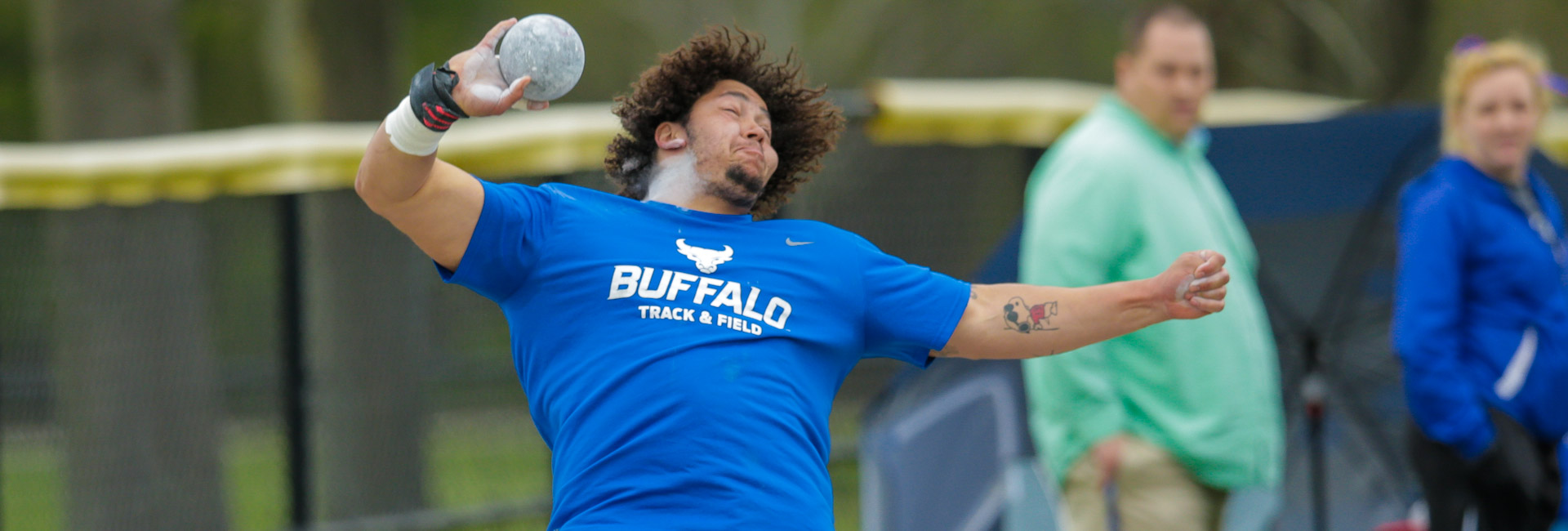UB Men's Track & Field