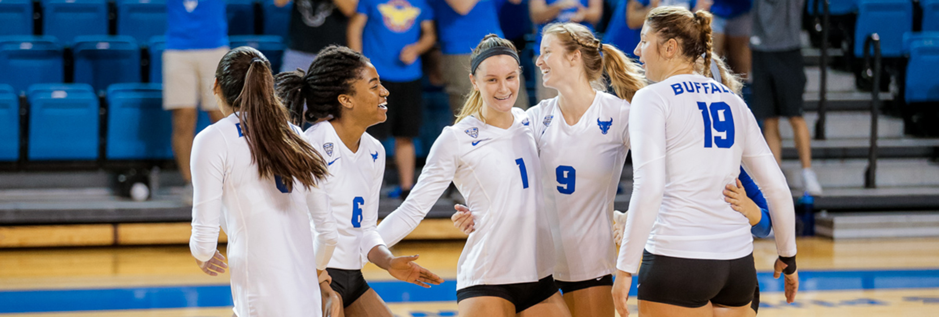 UB Women's Volleyball