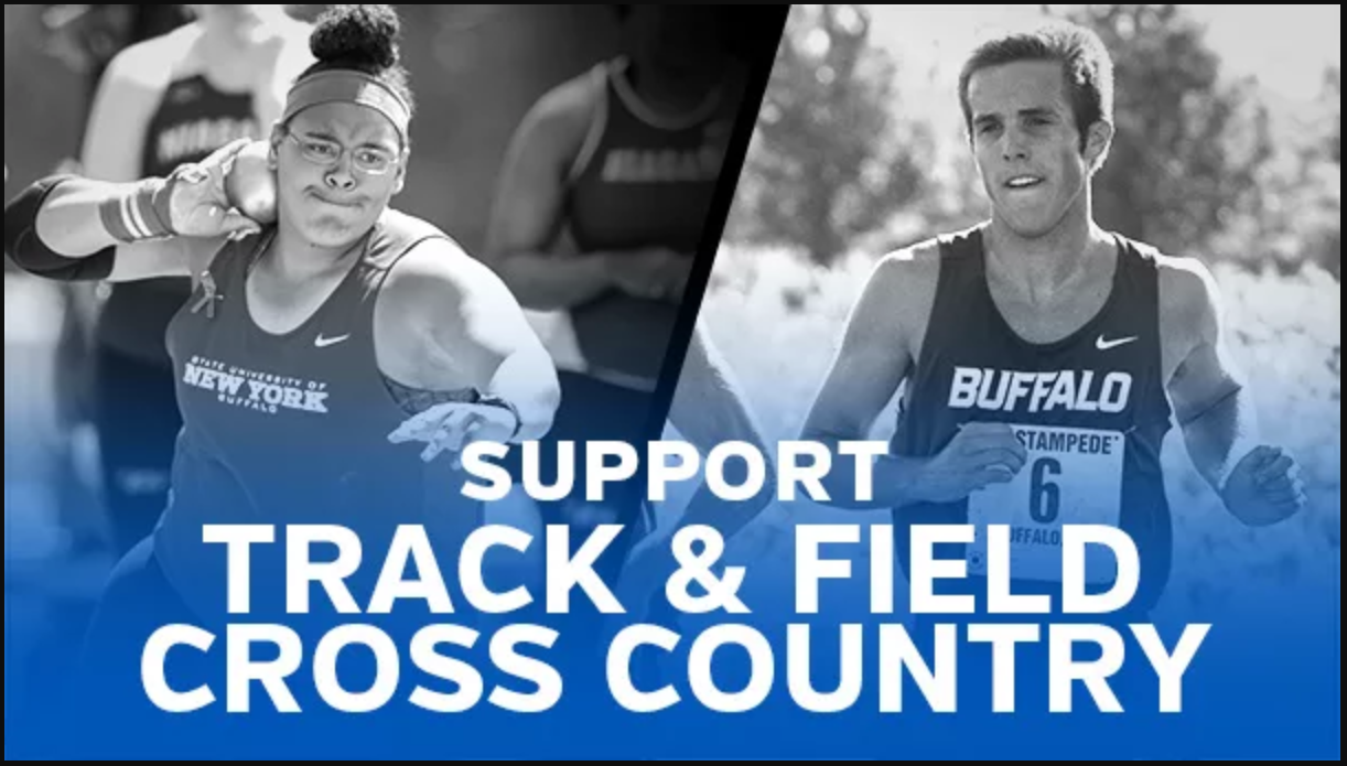 Support Track & Field Cross Country